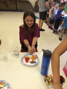 Healthy Snacks Funding from the BOOKS program and Fred Akshar